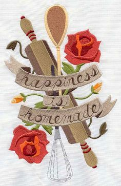 New machine embroidery design from Urban Threads, love it!