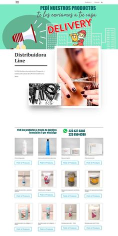Sitio realizado en wordpress Wordpress, Web Design