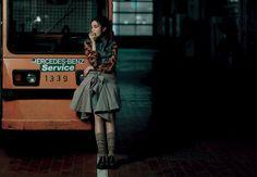 Xiao Wen Ju by Peppe Tortora for Mercedes Benz ©