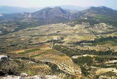 CASTLES OF GREECE | Castle, Korinthos, Greece | Flickr - Photo Sharing! Olympus Digital Camera, Cyprus, Castles, Grand Canyon, City Photo, Greece, Memories, Places, Nature