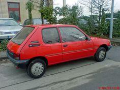 1- Peugeot 205 Junior