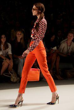 Orange! Milly S/S 2012