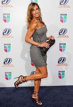 ¡Quiero robarme la colección de zapatos de Lili Estefan!