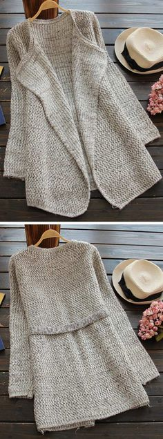 There's a cardigan for just about every fashion occasion! Take it to your own wardrobe from Cupshe.com