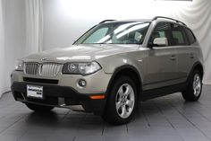 2007 BMW X3 SAV
