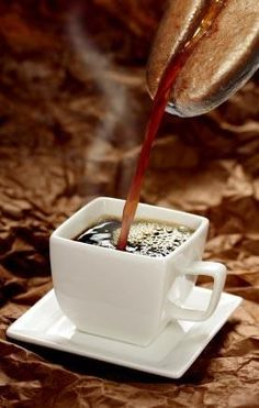 pour me some coffee!