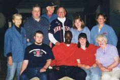 The latroy Hawkins fan club story. This is an awesome read.