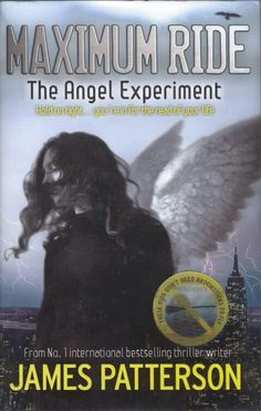 The angel experiment (1st maximum ride book) #i love it!!!
