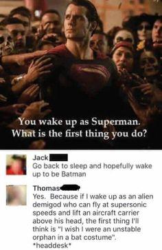 20 batman vs superman funny quotes - Batman Funny - Funny Batman Meme - - 20 batman vs superman funny quotes The post 20 batman vs superman funny quotes appeared first on Gag Dad. I Am Batman, Batman Vs Superman, Funny Batman, Superman Quotes, Superman Cosplay, Batman Stuff, Spiderman, Video Hilarante, Dc Comics