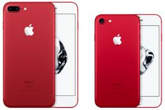 Apple announces red iPhone 7 and iPhone 7 Plus In the midst of launching a new video-editing app for the iPhone and iPad Apple has also just snuck out a new special edition red iPhone 7 to barely any fanfare. (Although rumors that something was afoot began when Apples online store went down earlier.) The red aluminum iPhone 7 and 7 Plus will be launching globally adding some welcome color to the black and plainer metallic shades weve had until now.  Its certainly not the first red-hued…
