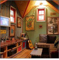 Clubhouse Idea - Interior WOW