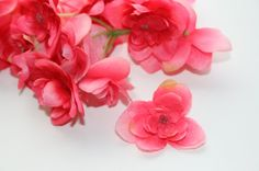 Silk Hydrangea  20 Soft Silk Double Hydrangea by simplyserra, $3.75