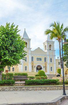 san jose del cabo, mexico town suare | Church of San Jose Del Cabo