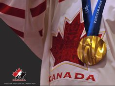 Gold medal   men hockey vancouver olympics