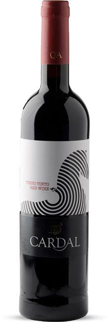 Quinta da Alorna Cardal Vinho Regional Tejo 2010   #taninotanino #vinosmaximum