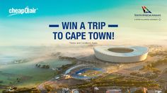 I just entered to win a trip to #CapeTown with @flysaa via @CheapOair! You can, too! #CheapOairSAA