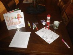 As much as I despise the Elf in the Shelf, I've tried to do a better job at not forgetting to move the little SOB around the house. Only once have we had to explain that sometimes the elf returns t...