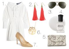 Style Guide: How To Pull Off Bright White – Mel Boteri
