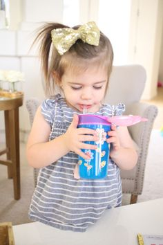 """Today Redlocks and Shamrocks is bringing you a review on a product that I now say """"changed my life,"""" the Nuby Snack N' Sip hitting stores this October!  There are so many cups an…"""