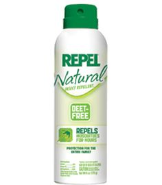 Repel Natural Insect Repellent. Smells great and works well.