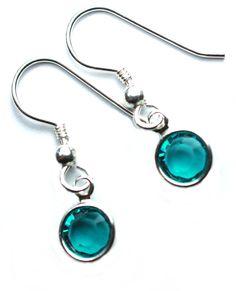 blue topaz crystal