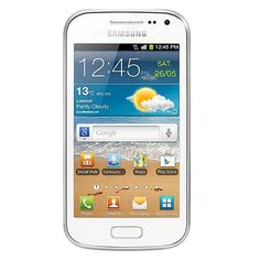 Samsung GT-I8160 Galaxy Ace 2 Unlocked 3G GSM Phone with 3.8-Inch Touchscreen, Android OS, 5MP Camera, Wi-Fi, Bluetooth and GPS - US Warranty - White by Samsung. $269.99. GALAXY Ace 2 users enjoy unrivalled power and excellent performance thanks to robust dual core 800MHz processor that keeps up with heavy usage and demanding applications. Smart CPU manages power consumption across applications so your phone works efficiently and conserves energy, maximizing your phone's f...
