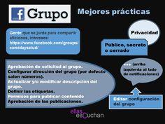 Sugerencias para gestionar un grupo en facebook