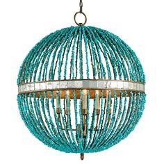 currey & co alberto orb chandelier
