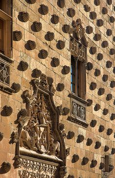 Casa de las Conchas  Salamanca  Spain