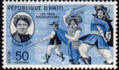Literary Stamps: Dum