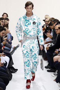 JW Anderson Spring/Summer 2016 Menswear