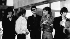 Roy Orbison with The Rolling Stones