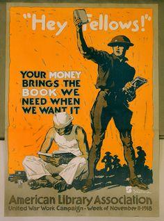 """Hey Fellows!"" by Duke University Libraries, via Flickr"