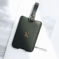 if youre going on a cruise, pack a tackle box and keep your valuables in it. Check this useful article by going to the link at the image. Leather Luggage Tags, Leather Gifts, Leather Purses, Leather Craft, Carry On Luggage, Travel Luggage, Personalized Luggage Tags, Photographer Gifts, Insulated Lunch Bags