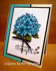 LOVE, LOVE, LOVE!! by Karen B Barber - Cards and Paper Crafts at Splitcoaststampers