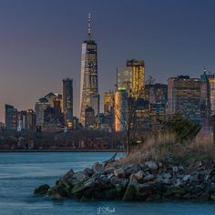Golden Hour NYC by J. Fried Photography