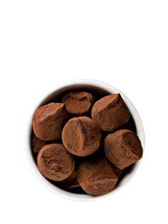 Baileys Chocolate Orange Truffles