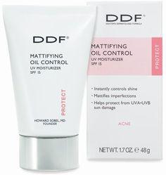 Ddf Mattifying Oil Control SPF 15 Ulta.com - Cosmetics, Fragrance, Salon and Beauty Gifts