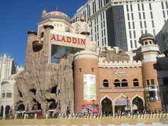 Aladin Hotel, Las Vegas... Memories May,2006