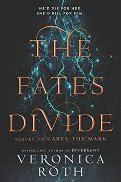 The Fates Divided by Veronica Roth is one of the biggest teen dystopian novels we're excited to read in 2018! Check out this list for young adult book ideas to add to your reading list.