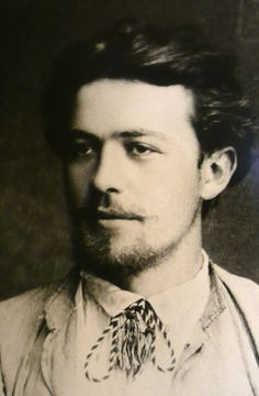 "Anton Chekhov--Russian physician and dramatist: ""Medicine is my lawful wife"", he once said, ""and literature is my mistress."""