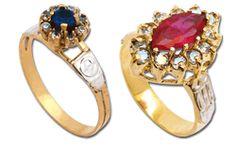 Anéis para formatura, vários modelos e com preços de fábrica. Veja também em dicas dentro do site,qual é o símbolo e a cor da pedra de sua profissão. Visite o site: www.niceprata.com.br