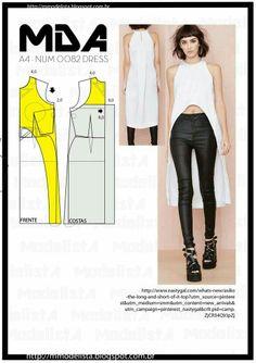 """Blusa estilo """"mi propia moda"""""""