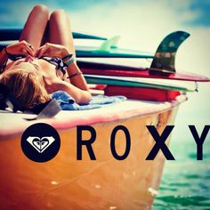 Roxy surf one of my favorite brands