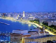 Lungomare di #Bari