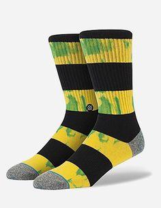 Stance - Leroy Socks yellow