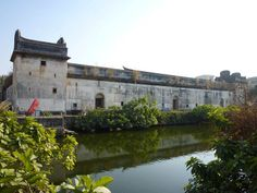 Longtian House Hakka walled village,  Shenzhen.  龙田世居, 深圳市坪山新区坑梓 longtian-house-hakka-walled-village-014