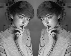 Skyy Zwarte lesbische Tube tiener poesje close-up galerij