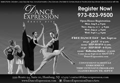 Sample Newspaper Ad Dancing Day, Print Ads, Open House, Newspaper, Gymnastics, Musicals, Dancer, Hip Hop, Fitness