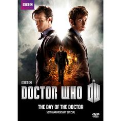 Doctor who:Day of the doctor (Dvd)